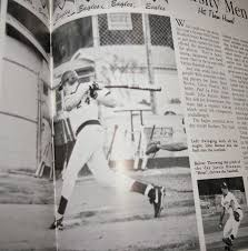 John D Barnes Baseball Card Breakdown I Went To With John Barnes And He