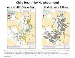 Austin Area Map by Housing Health Summit 2016 Children Optimal Health