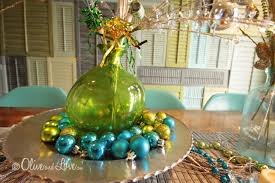 Happy New Year Table Decoration by Olive And Love Happy New Year Sparkly Centerpiece