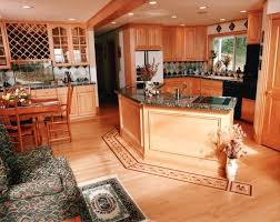 Kitchen Floor Plans With Island Ideas For Kitchen Flooring U2013 Imbundle Co