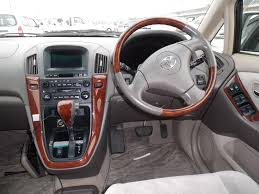 harrier lexus interior 2001 toyota harrier inauzwa jamiiforums the home of