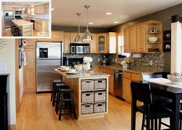 Kitchen Paint Colors With Maple Cabinets by Tag For Kitchen Color Ideas With Maple Cabinets Nanilumi