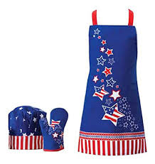 Aprons Printed Fourth Of July Aprons For Kids Fourth Of July Wikii