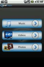 real player for android realplayer android mobileground mobile and