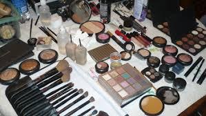 wedding makeup set hair and makeup island by m a l i
