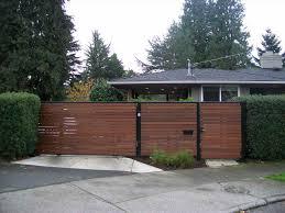 residential fence ideas home u0026 gardens geek