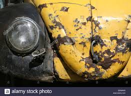 yellow volkswagen beetle royalty free volkswagen beetle in santo domingo dominican republic stock photo