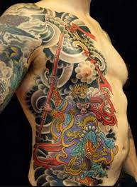 beautiful back body awesome japanese tattoo tattooshunter com