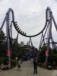 New York Six Flags Great Adventure Travels Ballroom Dancing Amusement Parks Maintenance Problems