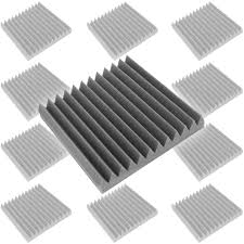12 x selby art 30x30cm dunlop foam acoustic sound treatment panels