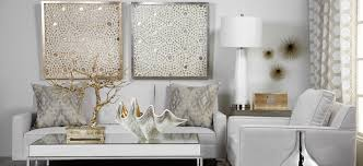 gold and silver living room decor u2013 modern house
