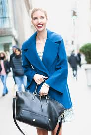 how ivanka wears the charlotte tote ivanka trump style ivanka