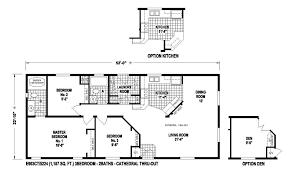 Skyline Manufactured Homes Floor Plans West Ridge Premier