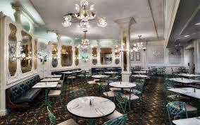 restaurant dining room design the best disney restaurants travel leisure