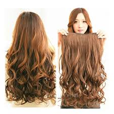 cheap clip in hair extensions honeywin 21 remy remi wavy 5 in hair