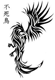 tribal phoenix tattoo design page in 2017 real photo pictures
