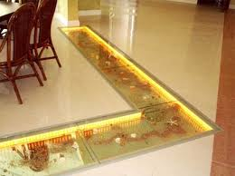 floor design glass tile floor designs amazing kitchen with glass tile layouts