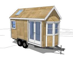 Tiny Houses Designs Tiny House Plans Tiny House Design Cleone 16 U0027 Exterior Tiny