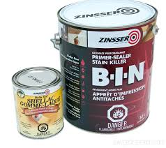Kilz Spray Paint Primer Quick Tip Tuesday Stain Block U0026 Stop Bleed Through When Painting