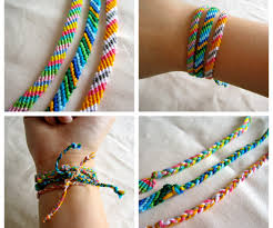 how to make a friendship bracelet 9 steps with pictures