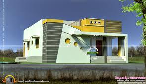 93  Single Floor Home Front Design