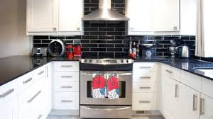 houzz kitchens backsplashes terrific black subway tile backsplash houzz in kitchen