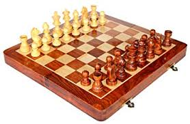 Chess Set Amazon Amazon Com Stonkraft Wooden Chess Game Board Set With Magnetic
