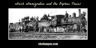 Train Meme - irish immigration and the orphan trains changed the direction of my