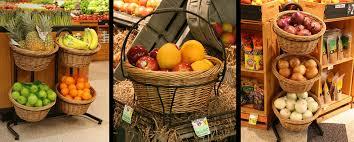 fruit and vegetable basket produce baskets wicker baskets for fruits and vegetables