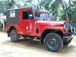 jeep kerala mm540 2wd to 4wd conversion