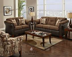 Sofa And Loveseat Sets Capri Dark Brown Modern Sofa U0026 Loveseat Set W Options