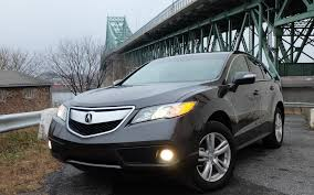 suv acura 2015 acura rdx an suv that thinks it u0027s a sports car the car guide