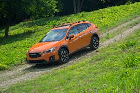 2017 subaru crosstrek green 2018 subaru crosstrek review autoguide com news