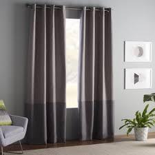 gazebo privacy curtains wayfair