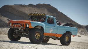 rally truck racing f100 mint 400 race truck diesel brothers discovery