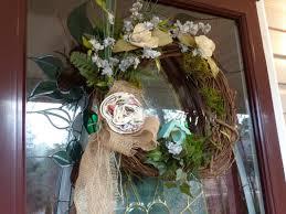 maisonvogue u0027s new door wreath taking us through to springtime