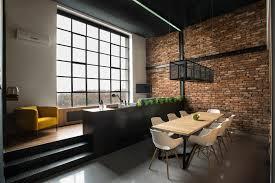 bureau loft industriel un loft industriel à budapest planete deco a homes