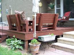 Pallet Patio Furniture Cushions by Transformation Tuesday U2013 Pallet Benches Part 2 U2013 Michelle Rayburn