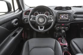 jeep renegade grey interior jeep renegade 2016 image 88