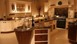 Amazing Kitchens Designs Kitchen Stunning Kitchen Design With Black Marble Countertop And