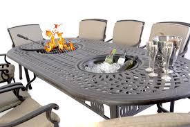 Aluminium Garden Chairs Uk Aluminium Oval Table With 10 Chairs Outside Edge Metal Garden