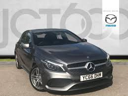 A Class Upholstery Grey Leather Seats Used Mercedes Benz Cars Buy And Sell In The