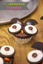 Easy Halloween Cupcake Decorations Best 25 Owl Birthday Cupcakes Ideas On Pinterest Owl Cupcakes
