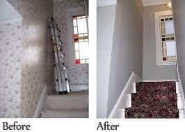 wallpaper removal u0026 repair downers grove il painter j u0026b paint