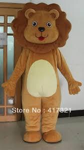 Baby Lion Costume Popular Lion Costume Mascot Buy Cheap Lion Costume Mascot Lots