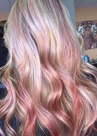 over 60 which shoo best for highlighted hair 65 rose gold hair color ideas for 2017 rose gold hair tips