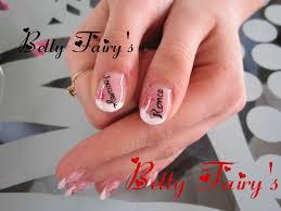 deco ongle en gel noir et blanc en rouge et noir féerique jusqu u0027au bout des ongles