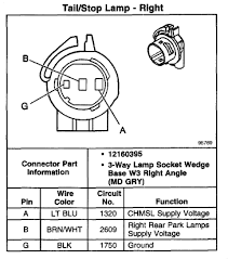 tail light schematic chevy and gmc duramax diesel forum