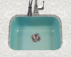 Houzer Porcelain Enameled Steel Kitchen Sinks - Enamel kitchen sink