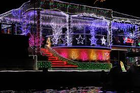 Crazy Christmas Light Show by November 2014 Angathome